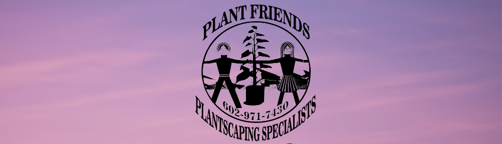 Plant Friends Logo Header