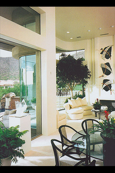 Indoor plant design interior landscape installation for Manapat interior landscape designs
